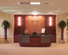 Marywood Front Desk