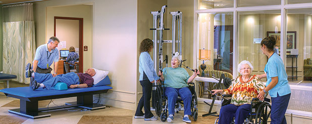 Marywood Nursing Home