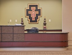 Marywood Reception Desk
